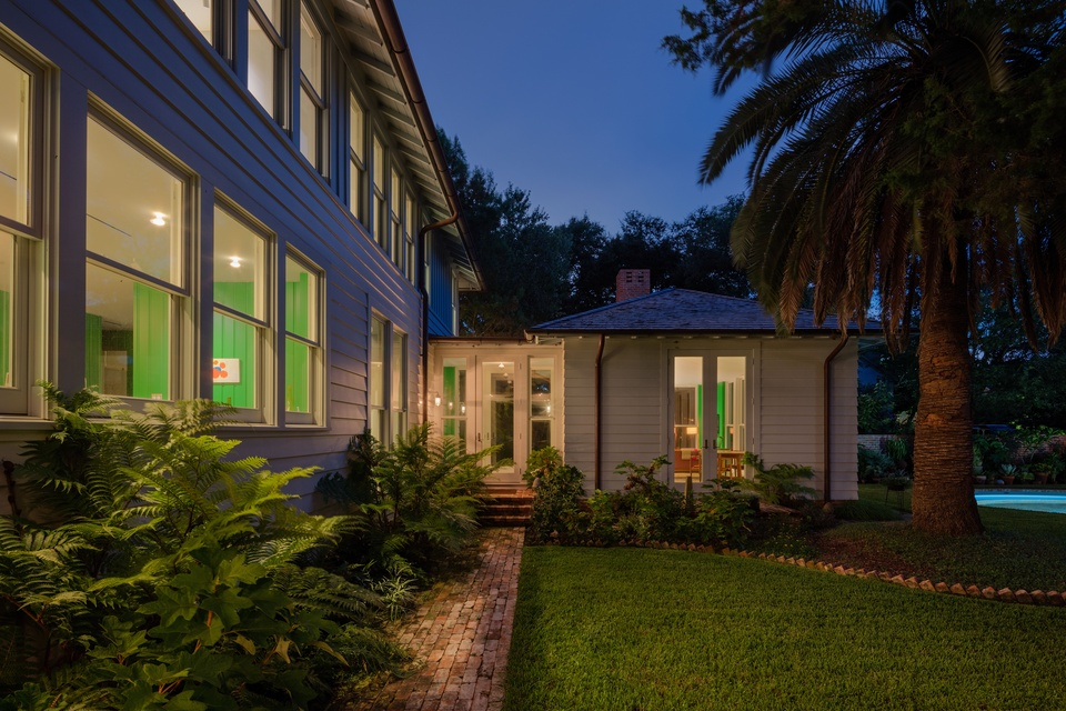 AIA Houston Home Tour %. W 11th Place, Dillon Kyle Architects: West Eleventh Place Residence