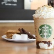 S'mores Frappuccino from Starbucks