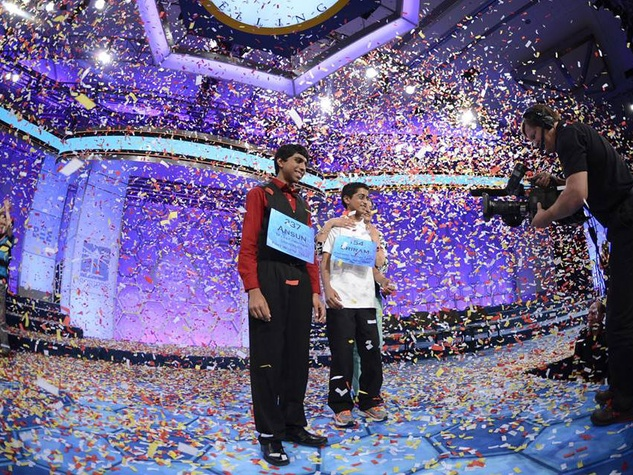 Fort Worth's Ansun Sujoe wins 2014 Scripps National Spelling Bee