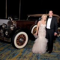 5 7998 Sherry and Richard Lane at the American Heart Association's Montgomery County Heart Ball February 2015