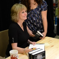 Kathy Reichs, Bones author