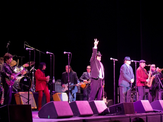 Long Center_Purple Party 7_The Blues Brothers_Dan Aykroyd_Jim Belushi_2015