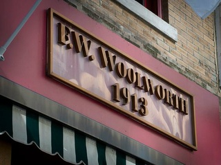 The Woolworth in downtown Dallas
