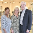 Pat Cousin, Kristi Dallas, Terry Dallas, Can Do Luncheon Kick off at Tootsies