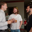 Houston Young Professionals, launch party, June 2012, Kristan Jonsson, Adam Gierisch, Jeff Reichman