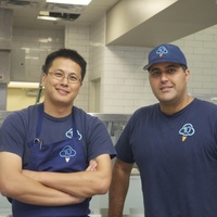 Christopher Balat and Chris Leung of Cloud 10 Creamery