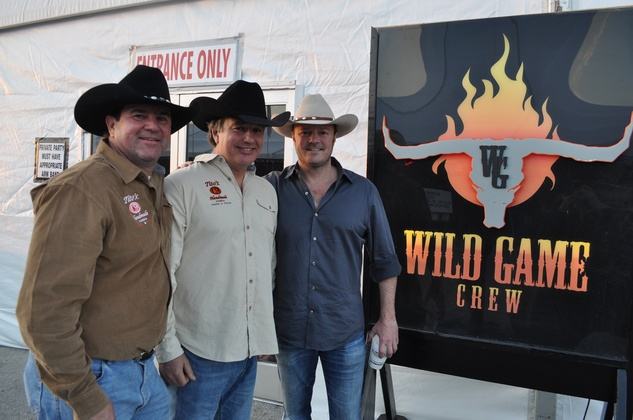 News, Shelby, World Championship BBQ Cook-off, February 2015, Rodger Sumicek, Michael Poujol, Trey Schwarz