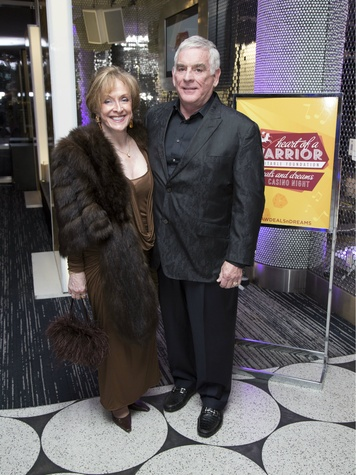 Laree Hulshoff, Ben Fischer, Deals and Dreams Casino Party