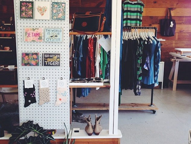 Where to Shop in February Austin Olive