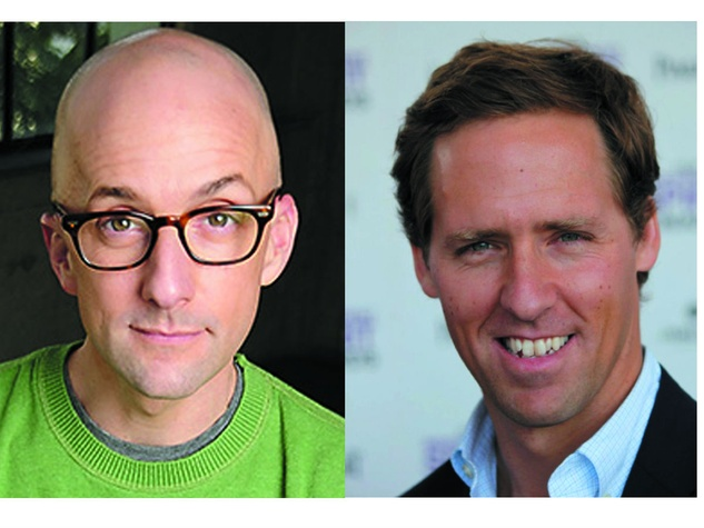 Jim Rash and Nat Faxon