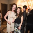 2 Phoebe Tudor, left, and Monica Blaisdell at the Houston Ballet kick-of party October 2014