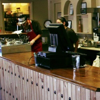 Oak Leaf Smokehouse, February 2013, menu