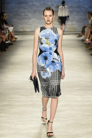 Bibhu Mohapatra spring 2015 collection look 25