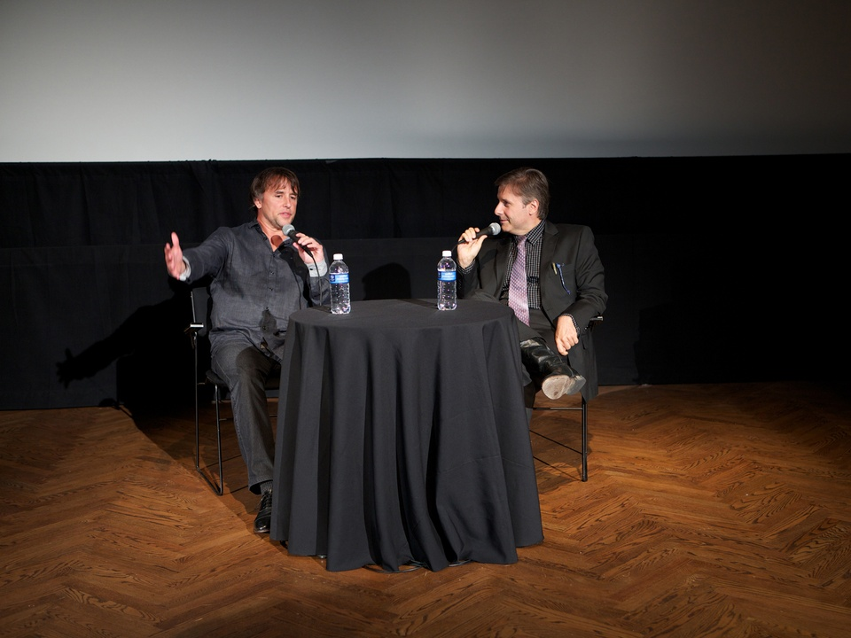 Houston Cinema Arts Festival recap November 2013 Ernie Manouse_Richard Linklater