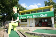Austin_photo: places_outdoors_peter pan mini golf_peter
