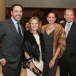 14 Javier and Lucinda Loya, from left, and Lisa and Michael Holthouse at Houston Treasures dinner December 2013