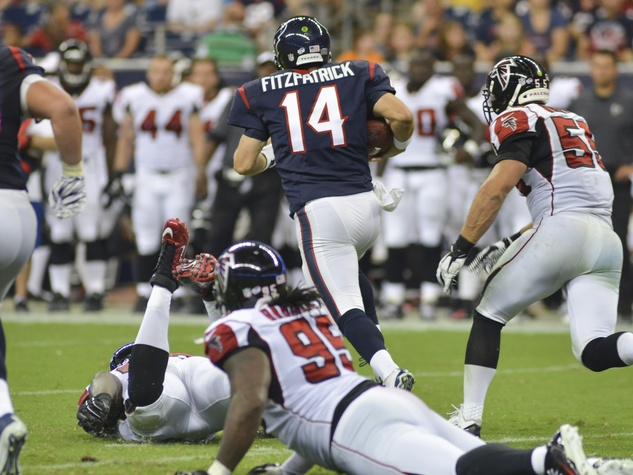 Ryan Fitzpatrick Texans Falcons run
