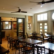 4 Pax Americana Houston restaurant June 2014 dining room during construction