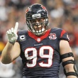 J.J. Watt finger wag