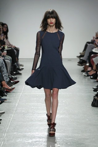 Rebecca Taylor look 31 fall 2014 collection
