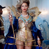 Beyonce, Bow Down, music video still
