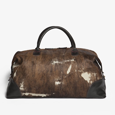 Moore & Giles' Pamplona Benedict Weekend Bag