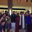 SMU Cox students at International Festival