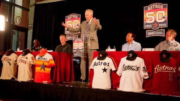 Astros 50th season