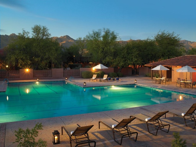 Canyon Ranch in Tucson Arizona