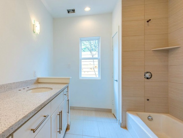 Bath at 8702 San Fernando in Dallas