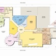 Nau Center Floor Plan  Courtesy of Bailey Architects November 2014