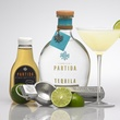Partida tequila margarita limes marg