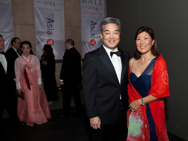 235 Willie and Linda Chiang at Tiger Ball March 2014