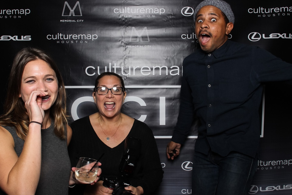18 Smilebooth at CultureMap Social at Gateway November 2014