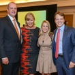 News, Shelby, Terry Bradshaw luncheon, Scott Holstead, Jill Holstead, Marie Louise Kinder, David Kinder, Sept. 2014