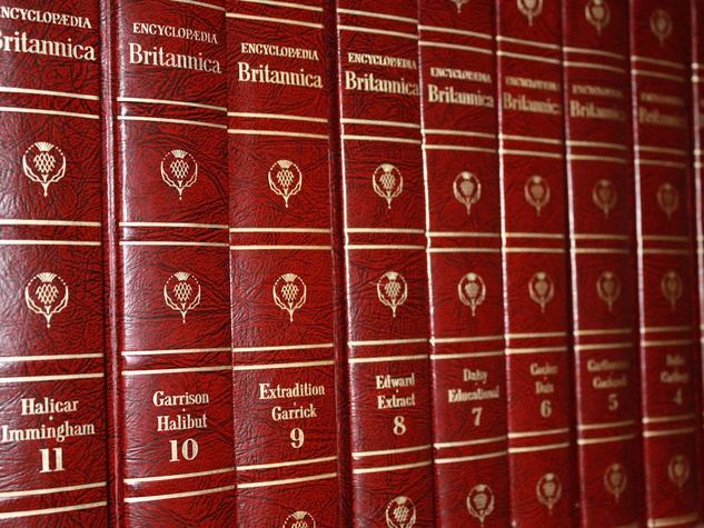 News_Encyclopedia Britannica_books