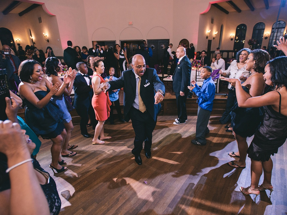 17 Spectacular Weddings February 2014 Kim and Chris