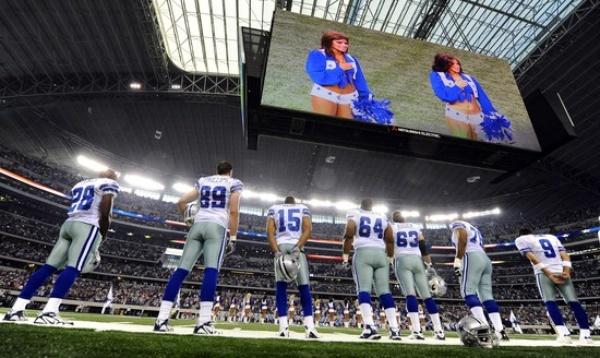 Facebook cowboy stadium sex