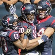 DeAndre Hopkins Texans embrace