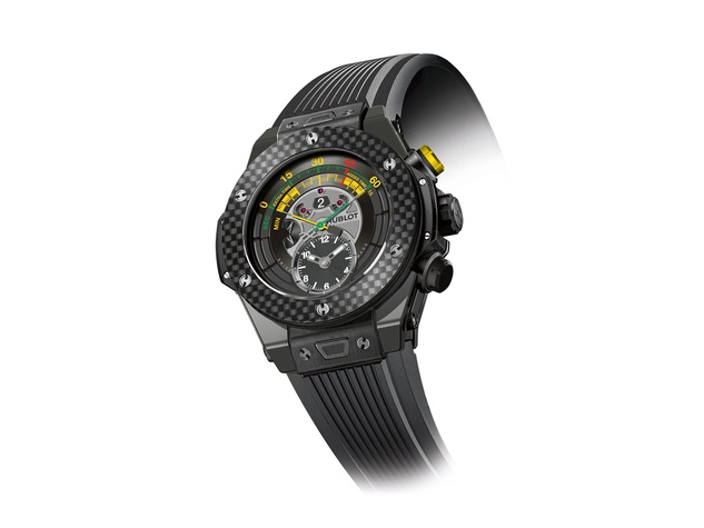 Hublot official watch of the 2014 FIFA World Cup soccer March 2014