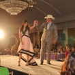 Erica Rico and Tim Tuttle at the Star of Hope Celebrity Fashion Show May 2014
