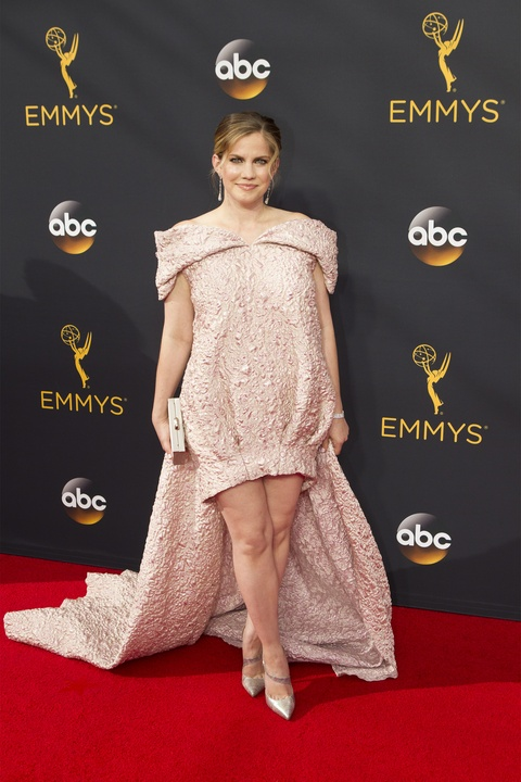 Anna Chlumsky at Emmy Award