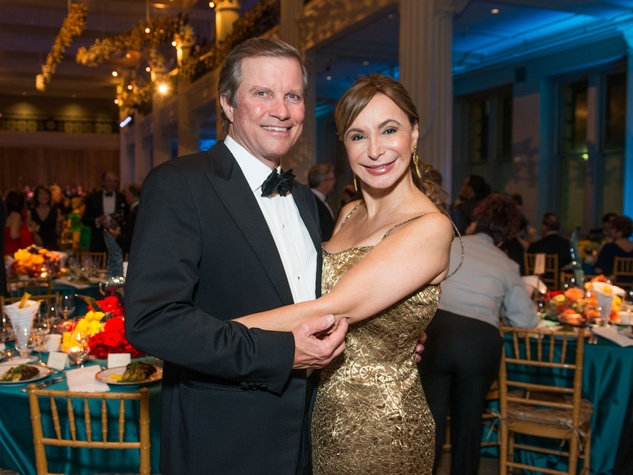 19 Jimmy Montgomery and Sharon Adams at Houston Symphony Opening Night Gala September 2014