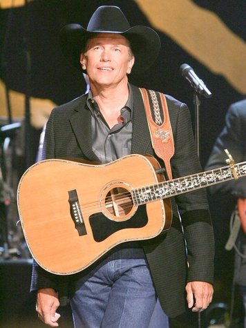 News-George Strait_Nov. 2009