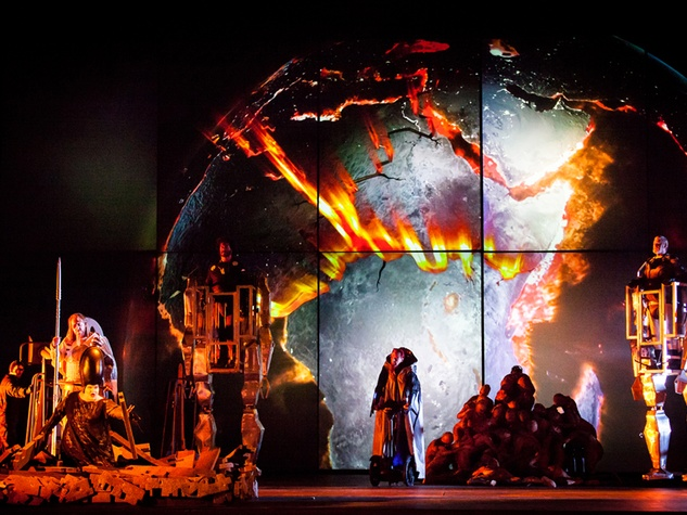 Houston Grand Opera Das Rheingold