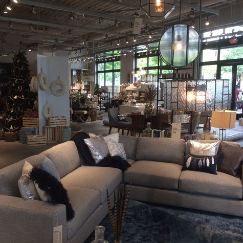 West Elm CityCentre store