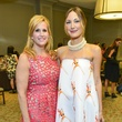 Vanessa Sendukas, Tatiana Massey at the Best Dressed luncheon March 2014
