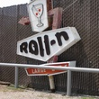 News_Roll-In Lounge_sign
