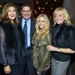 3 Soraya and Scott McClelland, from left, Lauren Snyder and Sheridan Williams at Vallone's opening party November 2013