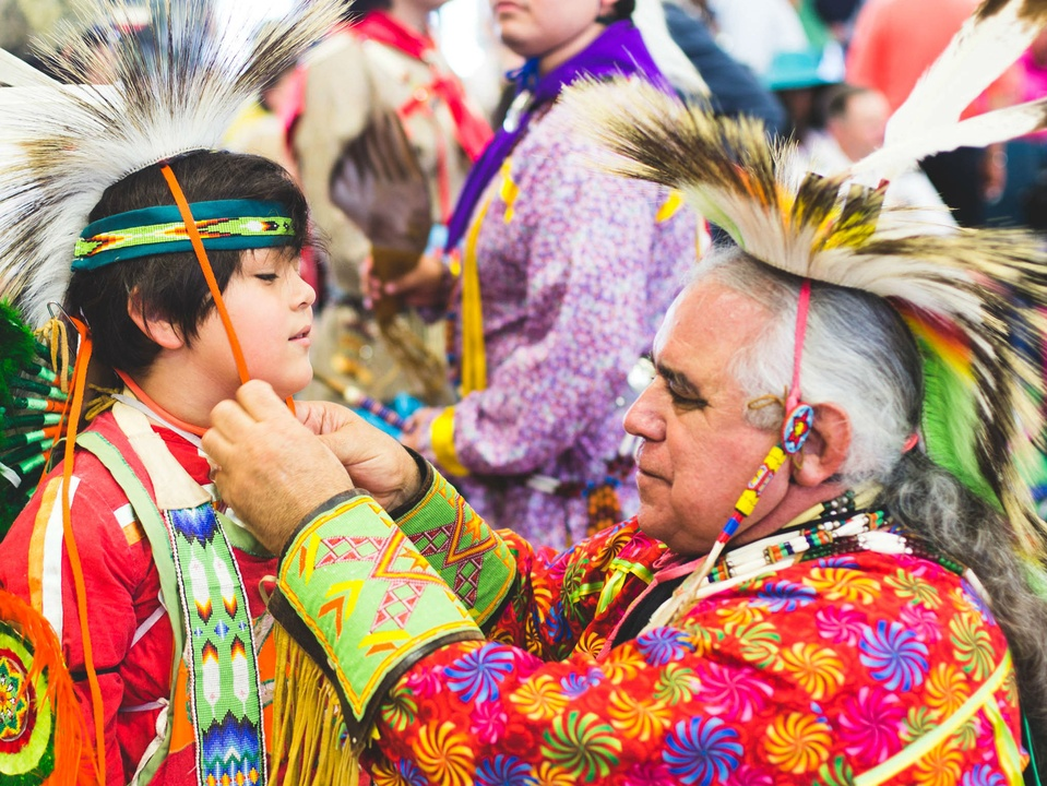 Celebrations of Traditions Pow Wow Fiesta San Antonio